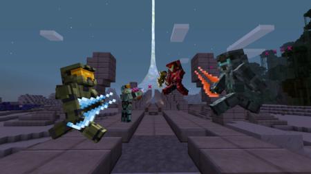 Halo 5 Minecraft 2