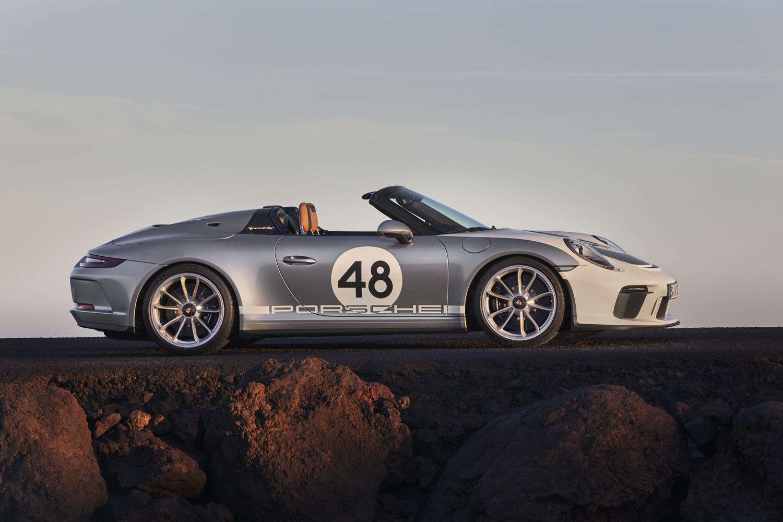 Foto de Porsche 911 Speedster 2019 (37/43)
