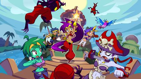 La pirata Risky Boots se prepara para asaltar Shantae: Half-Genie Hero este verano con su propia expansión