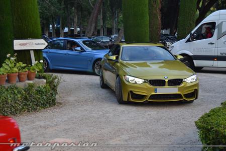 El BMW M4 Coupé, novedad absoluta en Autobello