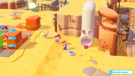 Mario Rabbids Kingdom Battle Analisis 03