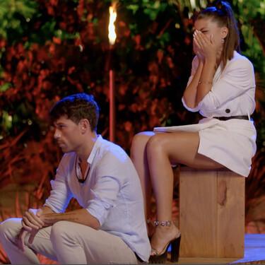 ¡Guau! Estas son las imágenes inéditas que no esperabas ver en la hoguera de confrontación de Diego y Lola en 'La Isla de las Tentaciones 3'