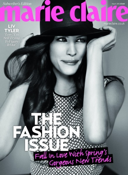 Liv Tyler Marie Claire