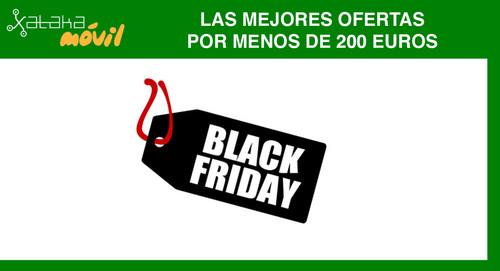 Black Friday 2016: Las mejores ofertas en smartphones por menos de 200 euros
