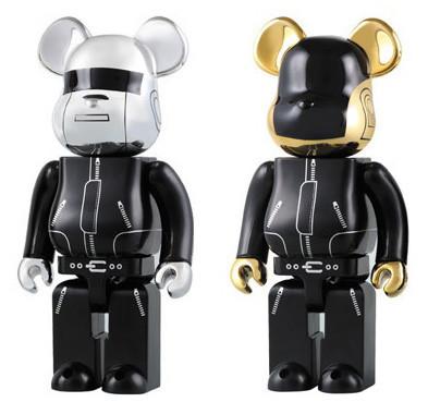 Daft Punk versión toy