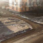En Siberia está cayendo nieve negra y sí, es tan siniestro como parece