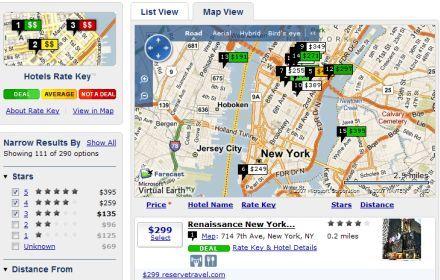 Prediccion de precios en Live Search Farecast