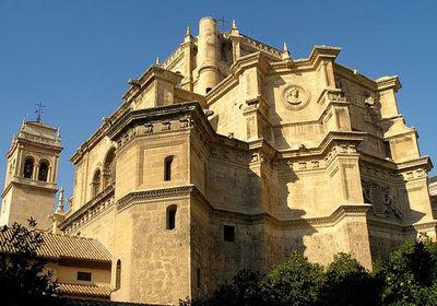 Rincones ocultos de Granada: el Monasterio de San Jerónimo