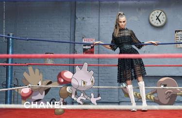 Pokémon Go desbanca a las modelos en estas 11 campañas de moda ¿Qué será lo próximo?