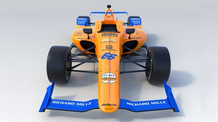 Mclaren Alonso Indy 2019