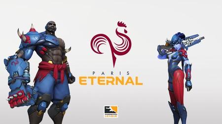 Paris Eternal es el nuevo equipo europeo de Overwatch League y se confirman las filtraciones