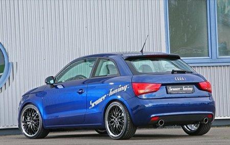 Audi A1 por Senner Tuning