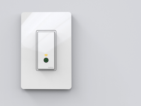 WeMo Light Switch, un enchufe conectado a Internet