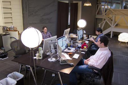 Espacios para trabajar: las oficinas de Instagram