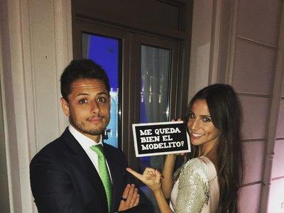 Chicharito y Lucía Villalón se dicen adiós. 15 fotos para el recuerdo