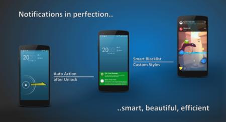 Floatify notificaciones inteligentes para Android