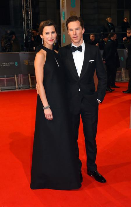 Sophie Hunter Benedict Cumberbatch Bafta 2015