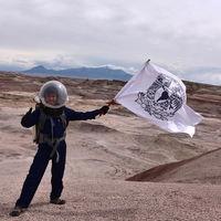 Estudiante de Física de la UNAM concluye con éxito su primera misión en la Mars Desert Research Station