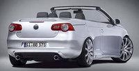 Volkswagen Eos por B&B, 500 CV al aire libre