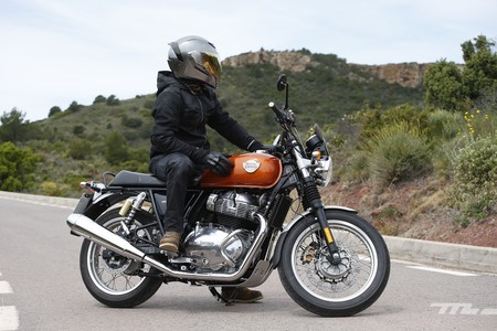 Royal Enfield Interceptor Int 650 2019 Prueba 001