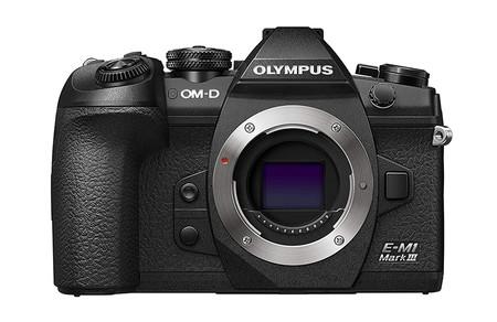 Olympus Om D E M1 Mark Iii Body