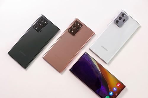 """Samsung Galaxy Note 20 y Note 20 Ultra: el """"Plus"""" ahora es """"Ultra"""", con pantalla de 120 Hz y S-Pen con lag de solo 9 ms"""