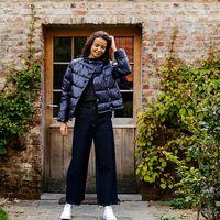 En La Redoute tienes esta chaqueta acolchada en varios colores a elegir por 32,49 euros y envío gratis
