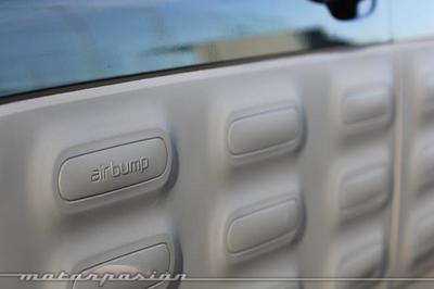 ¿Y si golpeas un poco más fuerte los Airbump del Citroën C4 Cactus?