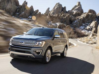 Ford Expedition 2018: así es el enorme SUV de Ford para Estados Unidos, de hasta ocho plazas