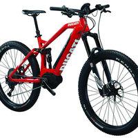 Ducati lanza su gama e-bike 2018: mini-Panigale a pedales con corazón eléctrico y ecológico