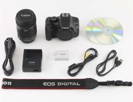 canon 550d kit