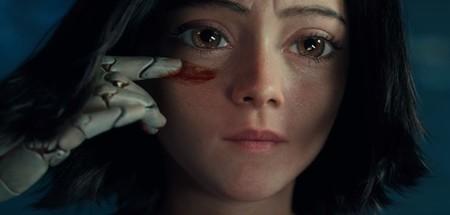 'Alita, ángel de combate': Robert Rodriguez explica cómo han arreglado los polémicos ojazos de la protagonista