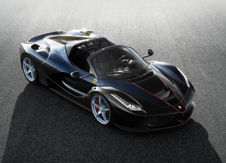 ¡Ferrari, quiero un LaFerrari Aperta o te demando! Pues demándame... sí, así sucedió