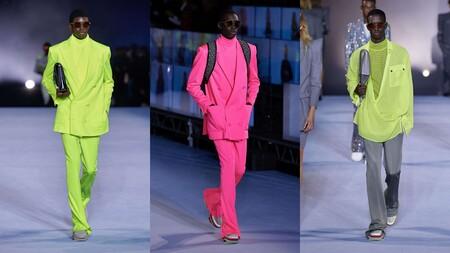 El Maximalismo Moderno De Balmain Conquista Paris Abriendo Su Semana De La Moda02