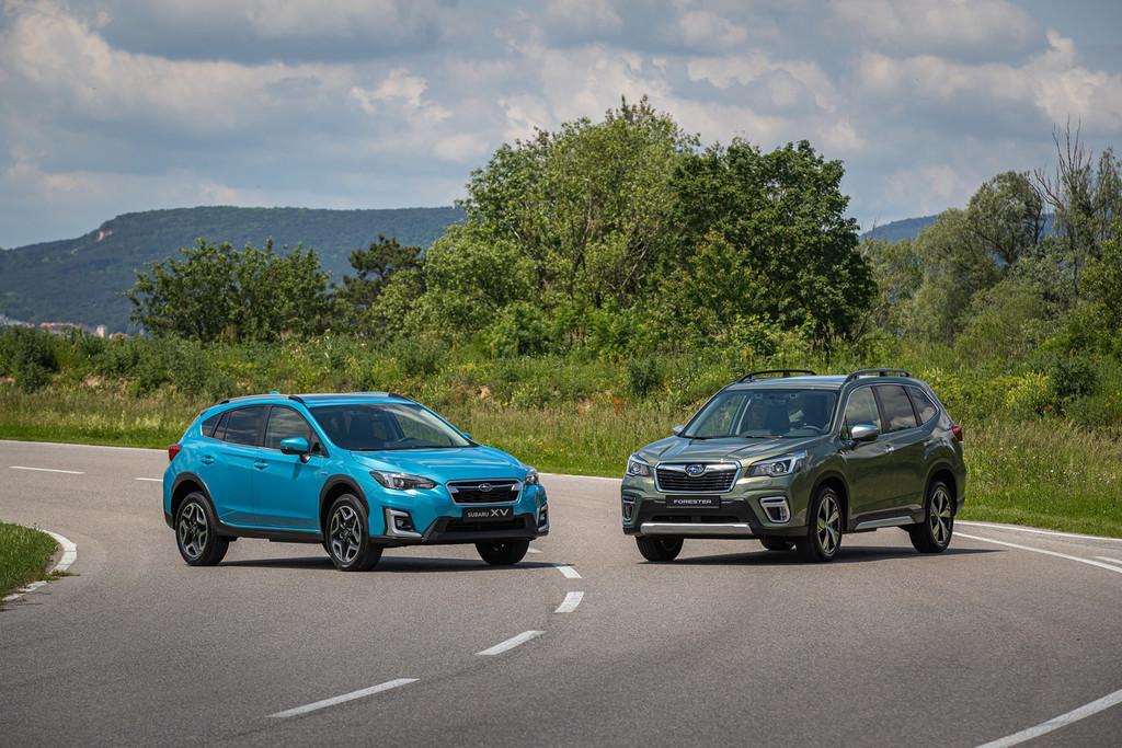Los modelos híbridos de Subaru ya tienen precio: Forester y XV llegan en otoño con etiqueta ECO