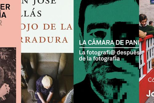 Cuatro libros de fotografía para leer de una vez por todas