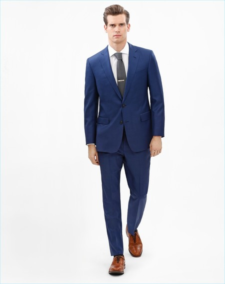 Brooks Brothers Mainline Fleece 2017 Fall Winter Mens Collection 003