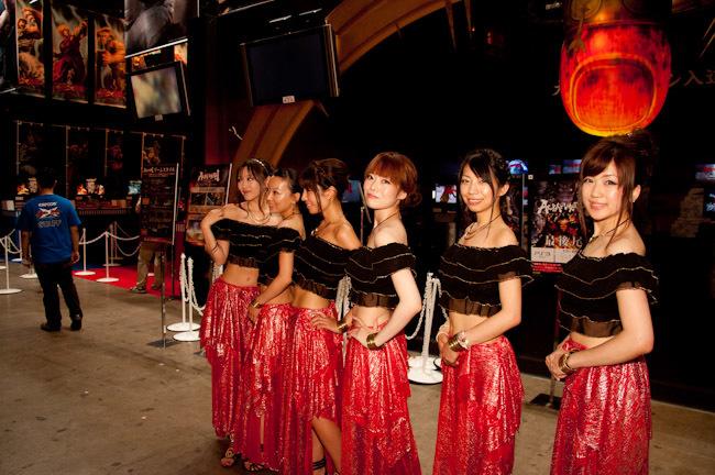 Foto de Las chicas de la TGS 2011 (67/71)