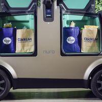 Esta empresa ya ha hecho más de mil repartos con vehículos autónomos casi sin supervisión humana
