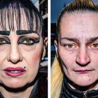 'Face', lo último y contundente del gran Bruce Gilden