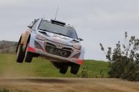 Rally de Portugal 2014: Mikko Hirvonen acaba la primera etapa líder