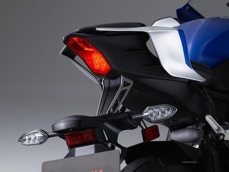 Yamaha Yzf R6 2017 2