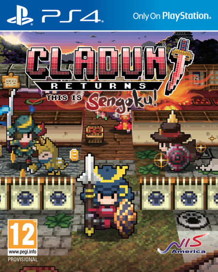 Cladun Returns This Is Sengoku Portada
