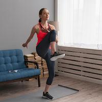 Cardio en casa: las claves para hacer skipping en el sitio de forma correcta