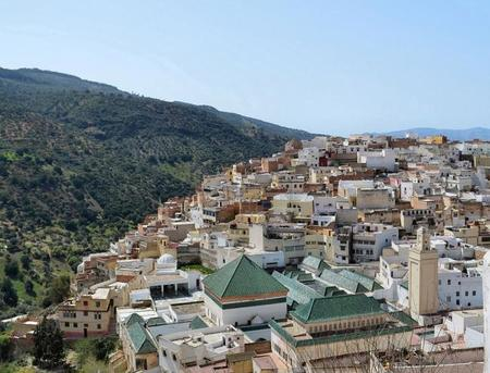 Moulay Idriss, un pueblo auténtico e impresionante en Marruecos