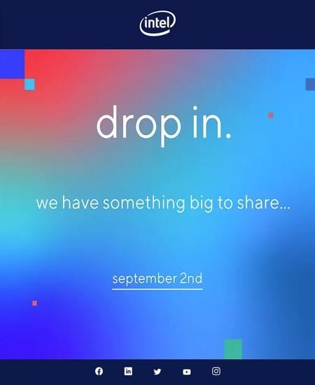 Invitacion Intel Septiembre 11 Gen