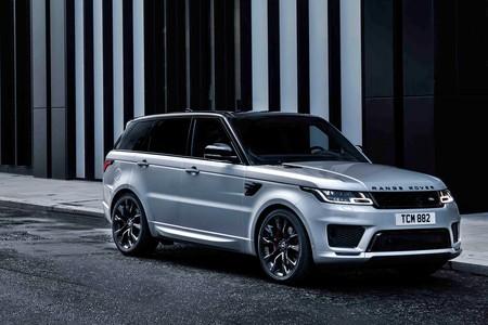 400 CV, 550 Nm y etiqueta ECO: El Range Rover Sport HST estrena nueva mecánica de seis cilindros