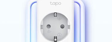 """Haz """"inteligente"""" cualquier electrodoméstico con el enchufe TP-Link Tapo P100, rebajado a su precio mínimo en Amazon de 9,90 euros"""