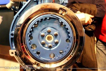 Volante de inercia del motor Ford 1.0 EcoBoost