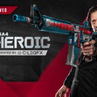 Si, alguien ha conseguido que Machete le promocione sus armas para Counter Strike